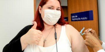Mais de 7 mil pessoas imunizadas hoje