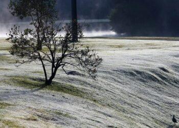 Frio bate o recorde do ano em mais de 26 municípios paranaenses