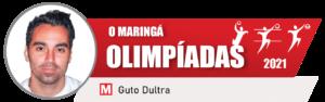 O Maringá Olimpíadas 2021 por Guto Dutra