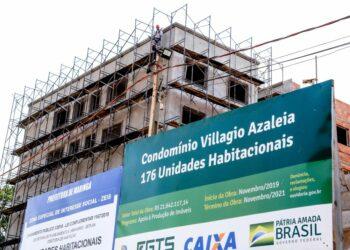 Convênio Casa Fácil garantirá a construção de 113 casas populares em Maringá