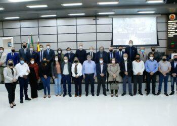 Segundo semestre legislativo foi aberto nesta terça-feira na Câmara Municipal de Maringá