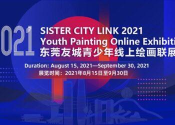 Artista maringaense participa de Exposição Online de Pintura na China