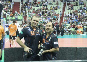 Leandro Lacar e Fernando Tanaka