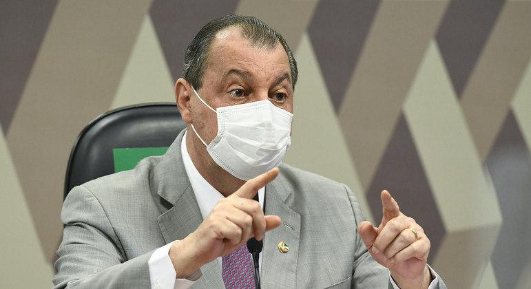 CPI da Covid não terá depoimentos nesta terça-feira (31)