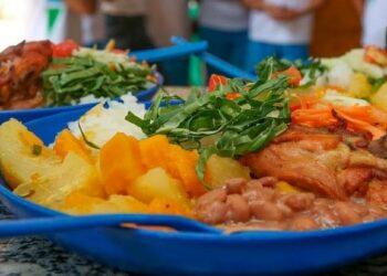 Cardápio escolar em Maringá é regulamentado pelo Programa Nacional de Alimentação Escolar (PNAE)