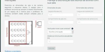 Aplicativo vai planejar salas para provas do Enem