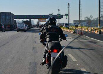 Motocicletas estarão isentas de pedágio em novas concessões de rodovias