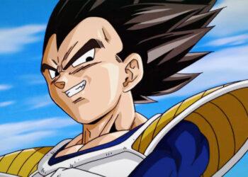 Vegeta, o poderoso príncipe dos Sayajins!!!