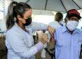 Prefeitura de Maringá inicia vacinação da 3a dose para 90+ e imunossuprimidos nesta quinta-feira (23)
