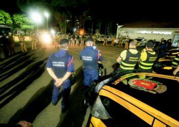 PM realiza Operação Sossego e encerra festa clandestina em Maringá