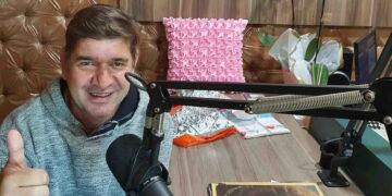 Radialista Antônio Beckhauser morre em tentativa de assalto na cidade de Ubiratã