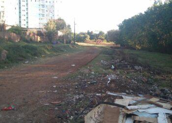 A abertura da Avenida Pioneiro João Pereira continua sem previsão de conclusão
