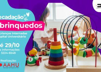 HU Maringá prepara atividades especiais para o mês das crianças