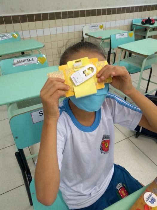 'Projeto Micromundo' incentiva alunos das escolas públicas de Maringá a serem cientistas