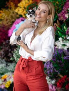 Atriz e modelo Thaisy Payo fala do seu amor pelos animais