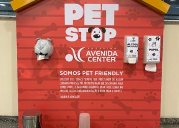 SHOPPING AVENIDA CENTER INAUGURA PET STOP