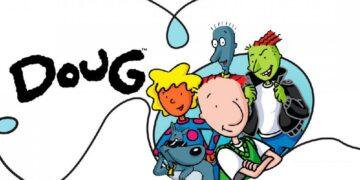 O inesquecível Doug Funnie!!!