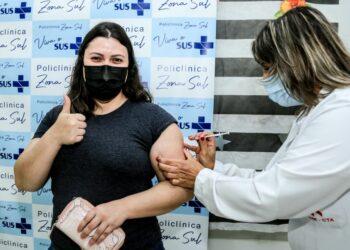 Maringá vacina todos os públicos de 2ª dose hoje