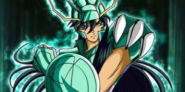 O Poderoso Cavaleiro de Bronze, Shiryu de Dragão!!!