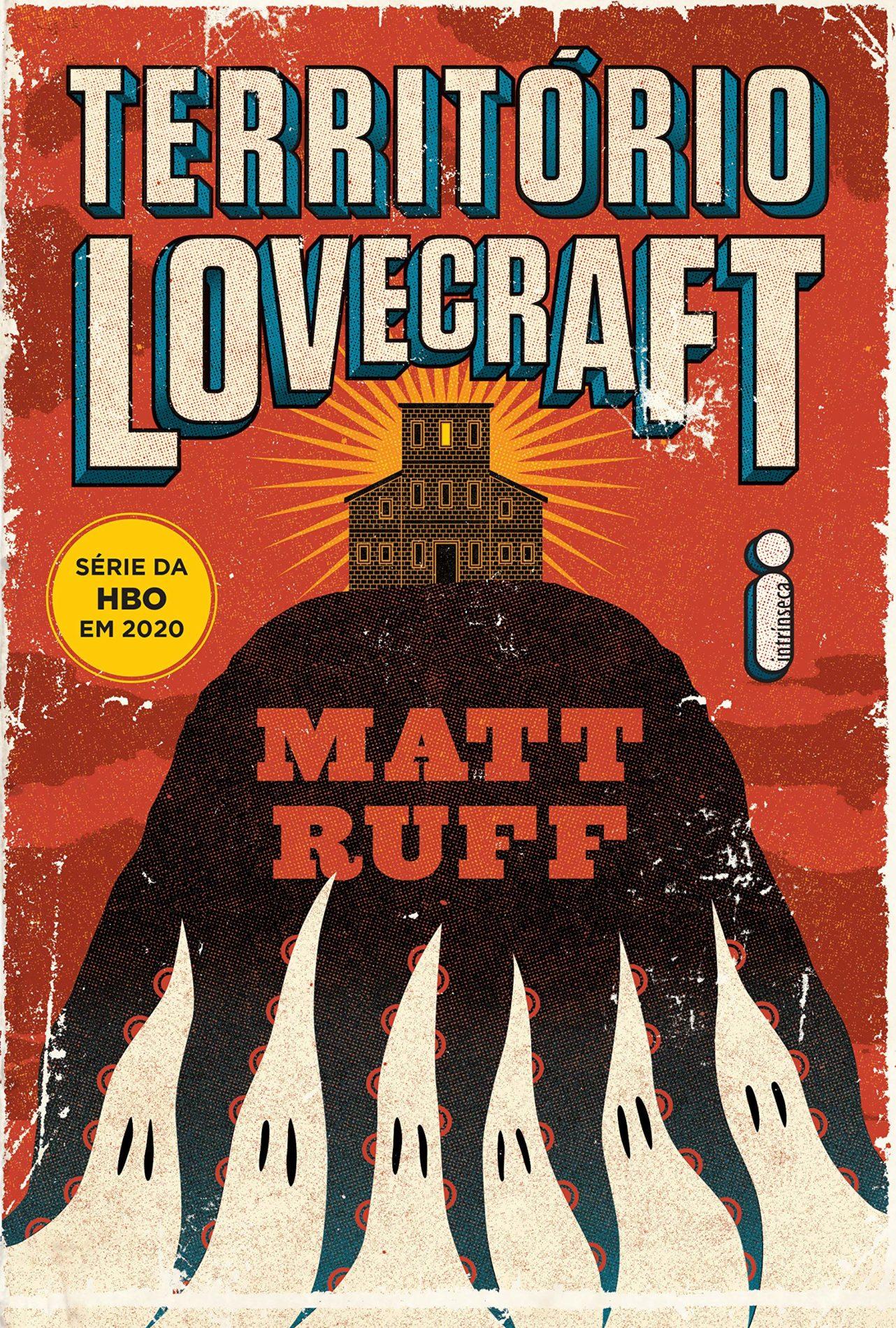 Território Lovecraft para ler e curtir