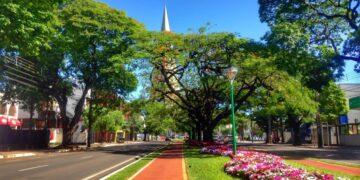 Quarta-feira em Maringá será de sol
