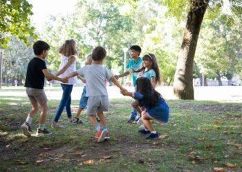 Saiba a importância de brincar ao ar livre desde a infância