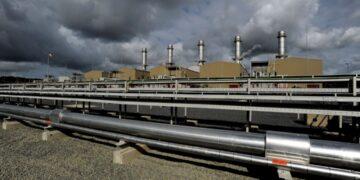 Reservas de gás na Europa são as mais baixas da década