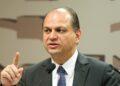 Deputado Ricardo Barros entra com notícia crime contra o senador Renan Calheiros, relator da CPI da Covid