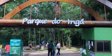 Parque do Ingá completa 50 anos com muita natureza e muito abandono