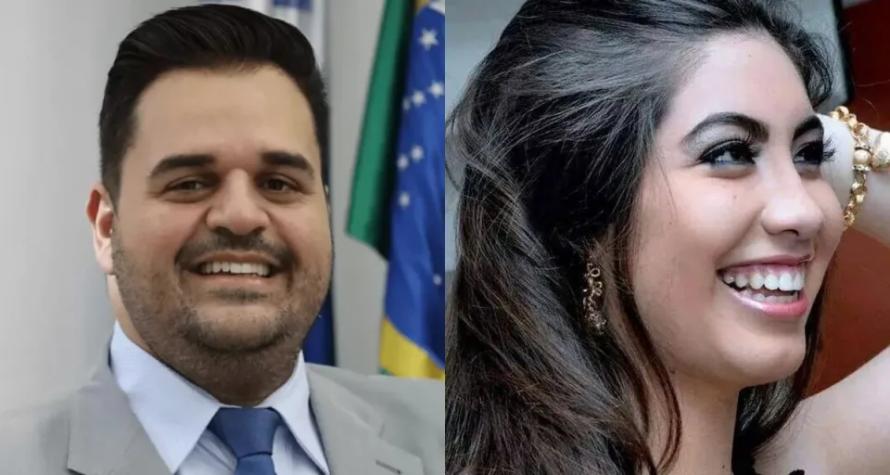 vereador e filha de governador