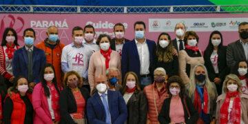 Governo do Estado inicia atividades da 3ª edição da campanha Paraná Rosa